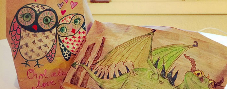10 творческих проектов, которые делают наших детей счастливее