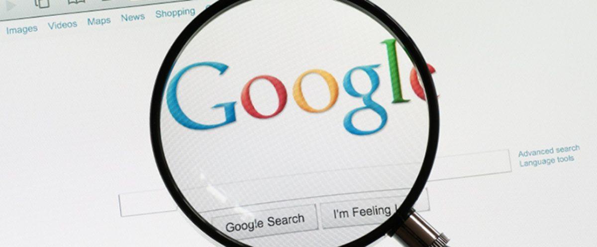 Как правильно стилизовать слова Google и Яндекс?