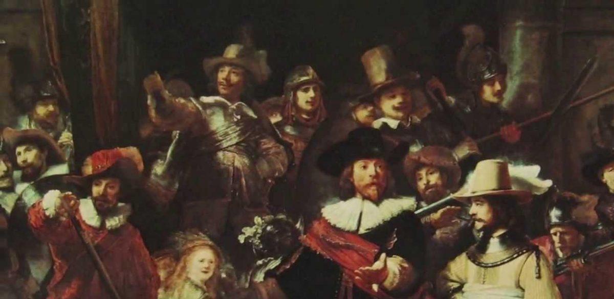 Компьютер продолжает жизнь Рембрандта
