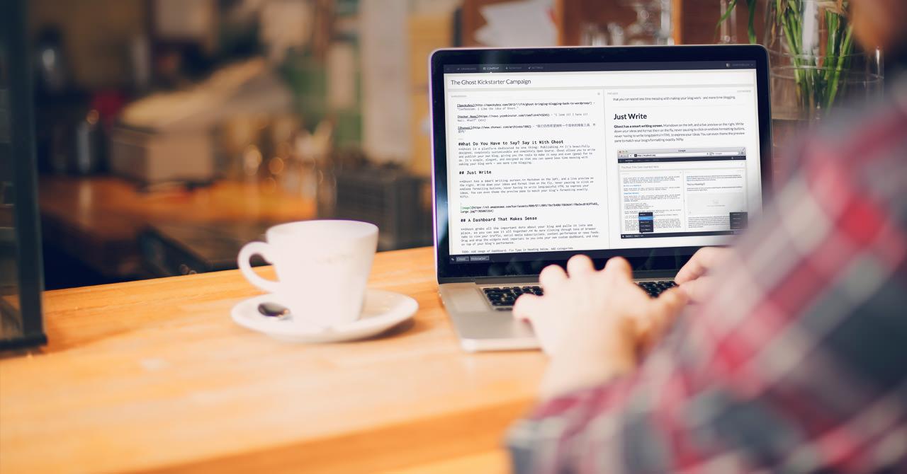 Как себе сделать блог