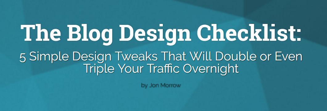 5 нюансов дизайна, которые удвоят или даже утроят трафик вашего сайта