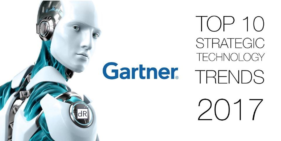 Стратегические информационные технологии 2017: 10ключевых тенденций