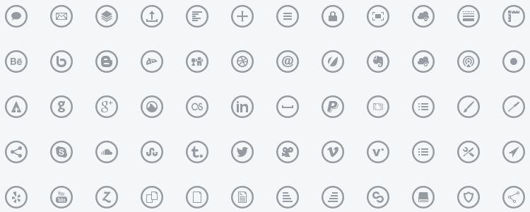 Metrize Icons — 300иконок в стиле Metro
