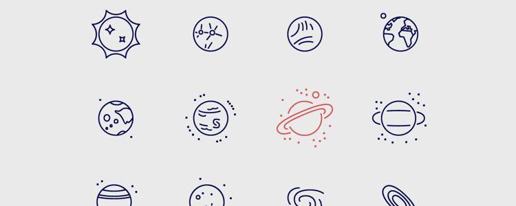 Map Icons — шрифт для Google Maps, 130+ иконок
