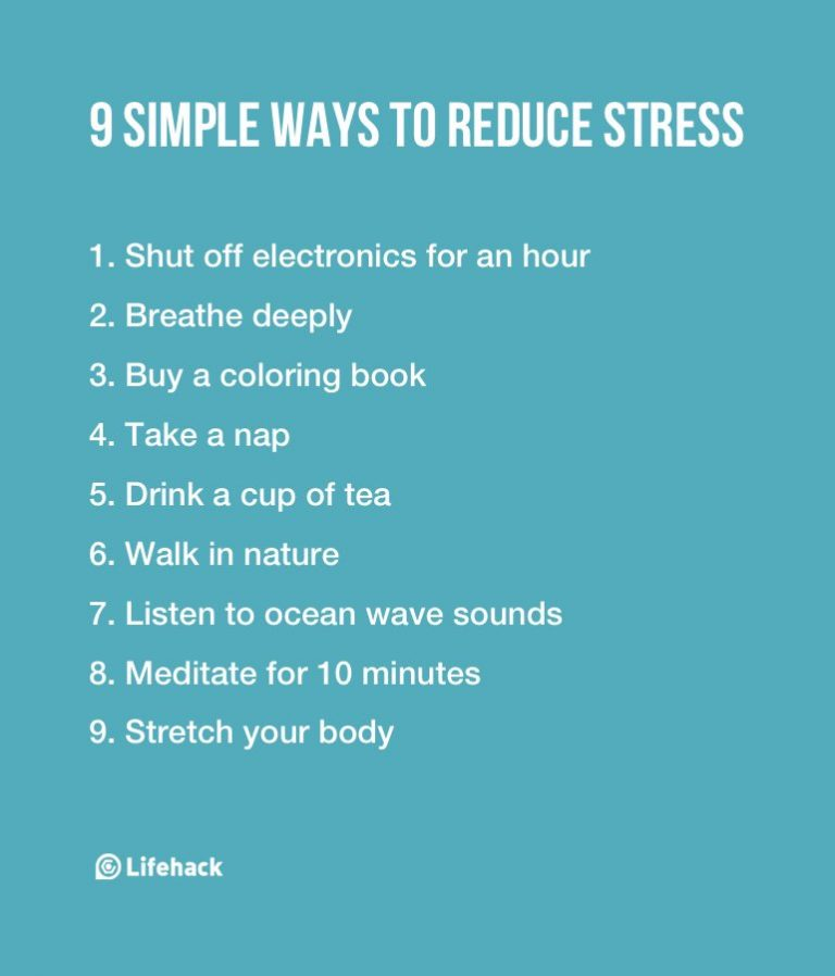 stress management ways reduce stress Luckily, there are business stress management tips that can help you studies have proven that increasing your daily physical activity is a great way to reduce stress this doesn't mean that you need to be in the gym two hours a day.
