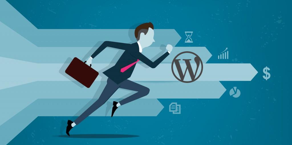 Измеряем скорость и выбираем тему WordPress