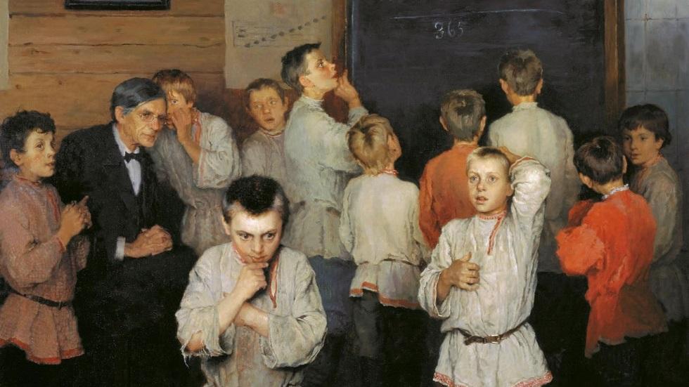 Почему академики не учат первоклассников?