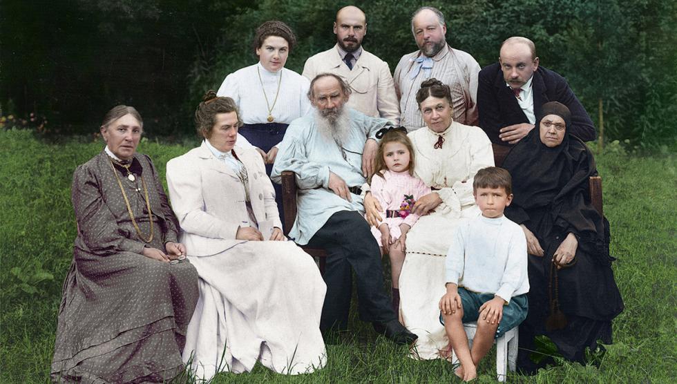 Все произведения Л.Н. Толстого в открытом доступе