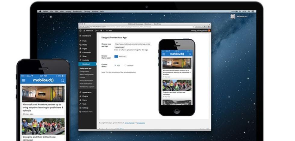 Как конвертировать свой сайт на WordPress в мобильное приложение