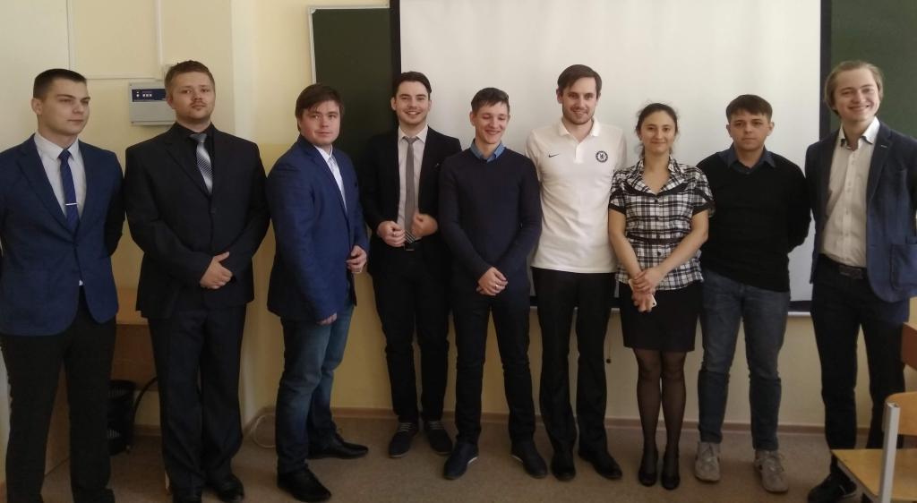 Магистранты-2017 стали магистрами Бизнес‑информатики в 2019 году