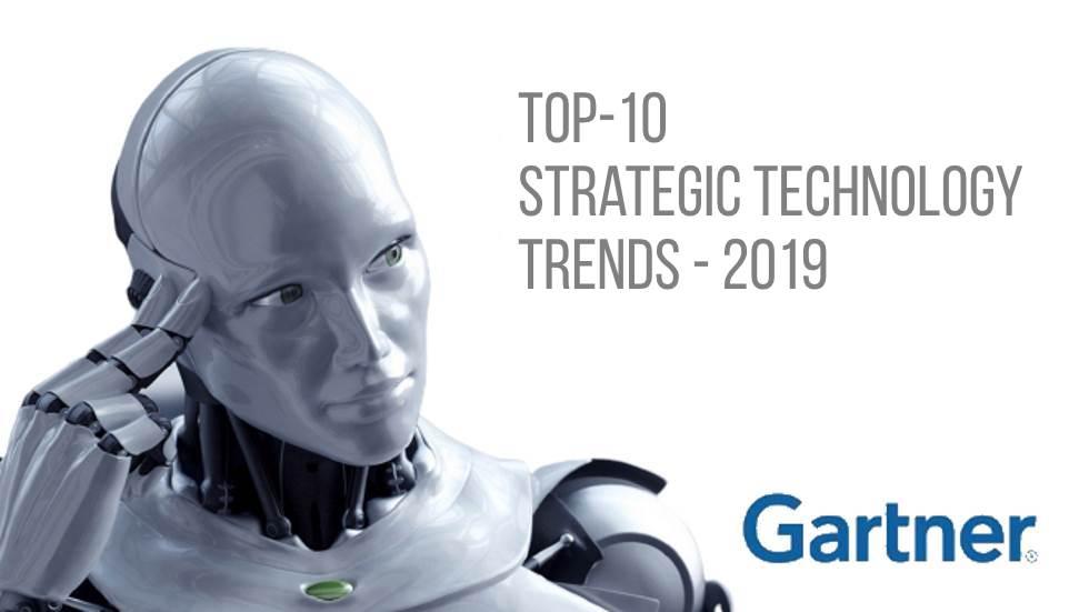Cтратегические ИТ-тренды — 2019