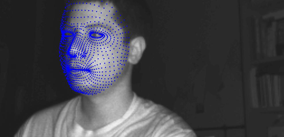 Усреднённое лицо и OpenCV для Python