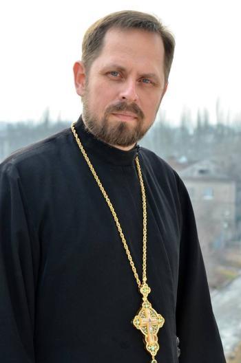 прот. Игорь Рябко. Спасо-Андроников монастырь