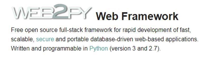 Ещё один полнофункциональный веб-фреймворк