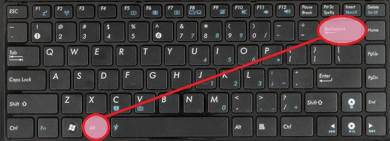 Alt+Backspace - Случайно удалил часть текста? Нестрашно, благодаря этой комбинации его можно восстановить