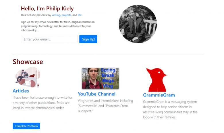 Philip Kiely так показывает свое мастерство