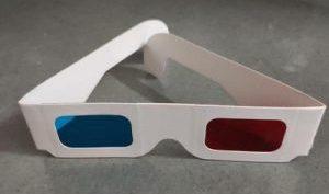 Рисунок 1 - красно-голубые 3D-очки